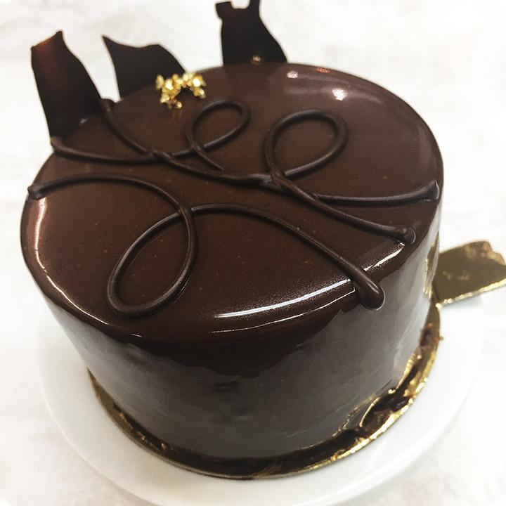 Dark Chocolate Mousee
