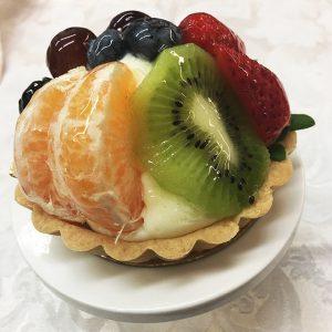 Fruit Custard Tart