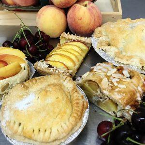 Seasonal Fruit Pies