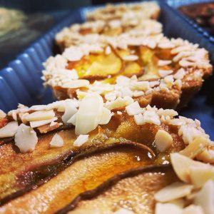 Almondine Tart