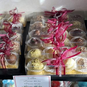 Willow Cakes and Pastries Truffles
