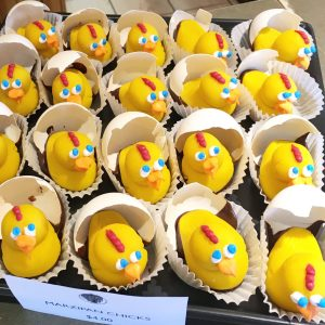 Marzipan Chicks