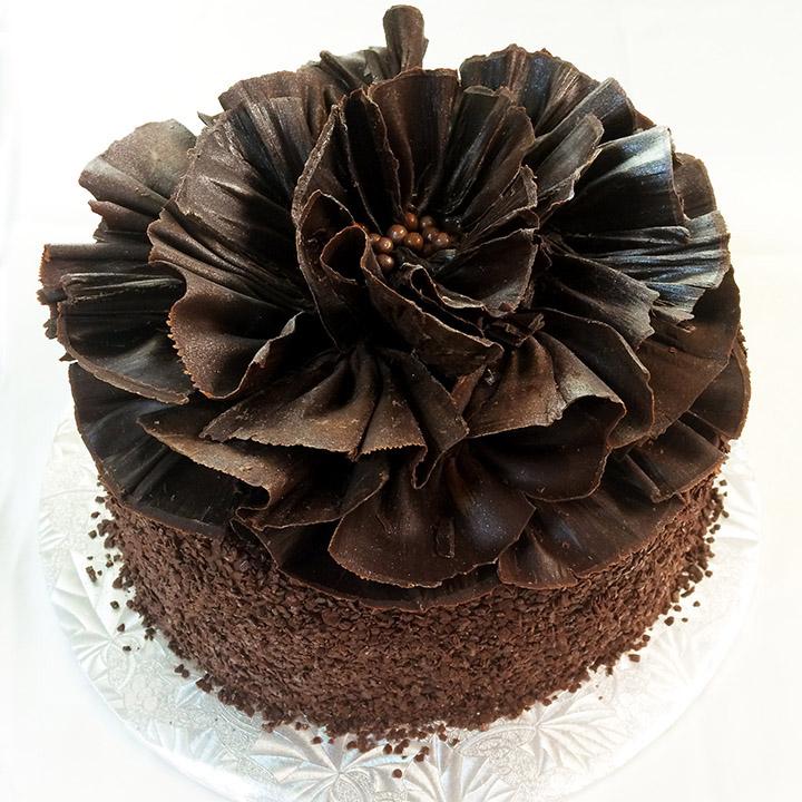 Chocolate Caramel Crunch Dessert
